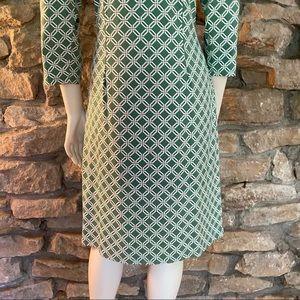 J. McLaughlin Dresses - J.McLaughlin Green Knit Dress Size Medium